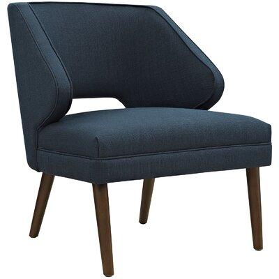 Dock Armchair Upholstery: Azure