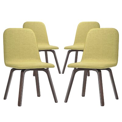 Assert Side Chair Finish: Green