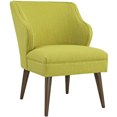 Swell Side Chair Upholstery: Wheatgrass
