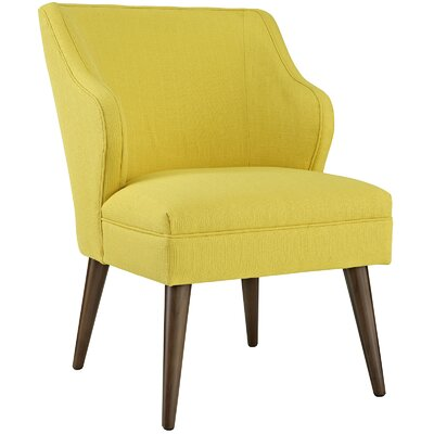 Swell Side Chair Upholstery: Sunny