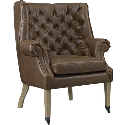 Chart Wingback Chair