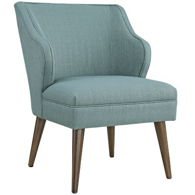 Swell Side Chair Upholstery: Laguna