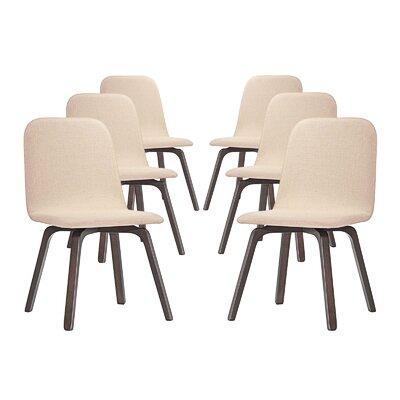 Assert Side Chair Upholstery: Beige