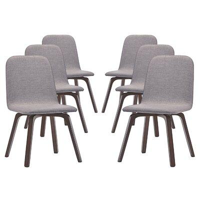 Assert Side Chair Upholstery: Gray
