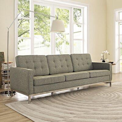EEI-2052-OAT FOW3057 Modway Loft Sofa