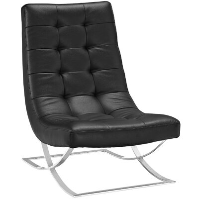 Drive Lounge Chair Finish: Black