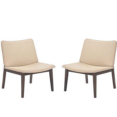 Evade Slipper Char Upholstery: Beige