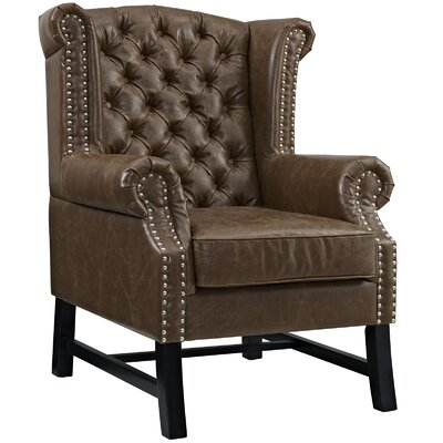 Steer Wing back Chair