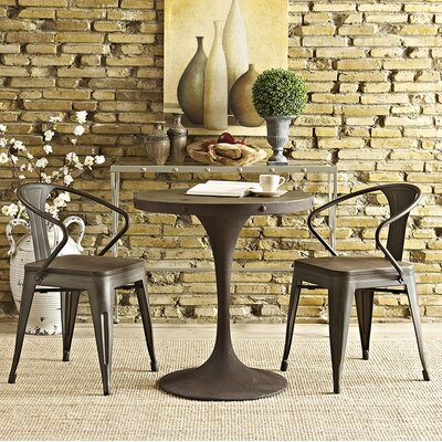 Omarion Pedestal Dining Table