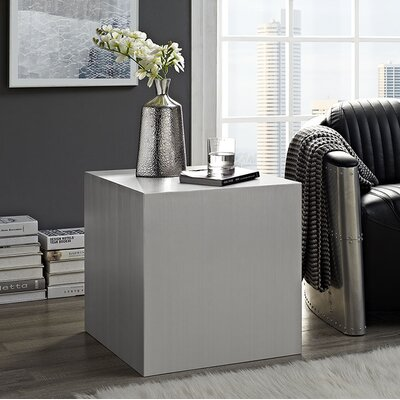 Cast Side Table