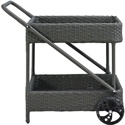 Sojourn Bar Serving Cart
