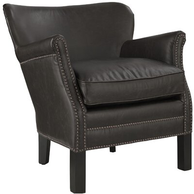 key Wing back Chair Color: Gray