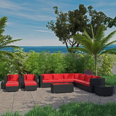 Order Rattan Sectional Set Product Photo