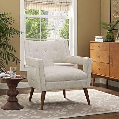 Sheer Armchair Upholstery: Sand