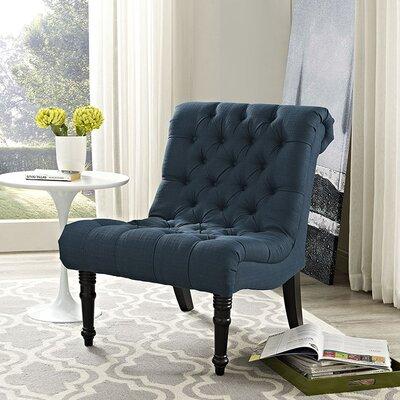 Navigate Lounge Chair Upholstery: Azure