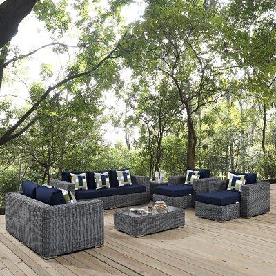 Excellent Summon Sunbrella Sofa Set Cushions - Product picture - 8117