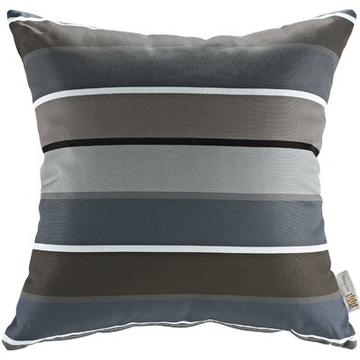 Patio Stripe Indoor / Outdoor Throw Pillow