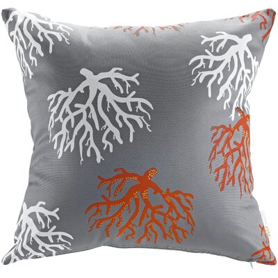 Patio Orchard Indoor / Outdoor Throw Pillow