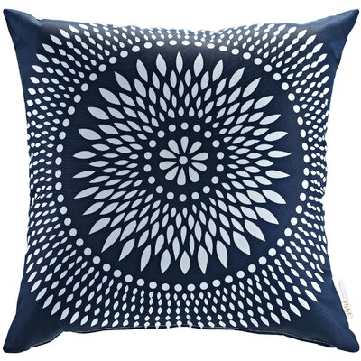 Patio Cartouche Indoor / Outdoor Throw Pillow