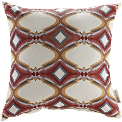 Patio Repeat Indoor / Outdoor Throw Pillow