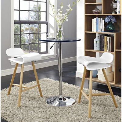 Clip 27 inch Bar Stool