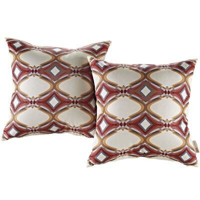 Outdoor Patio Throw Pillow