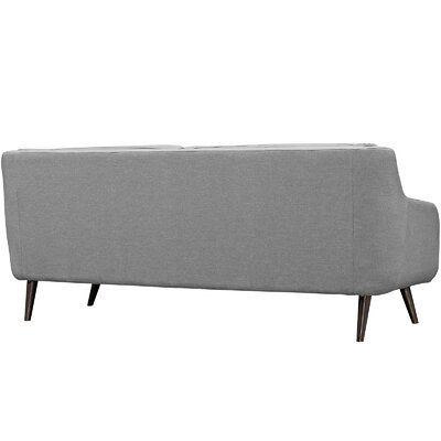 Verve Sofa Upholstery: Light Gray