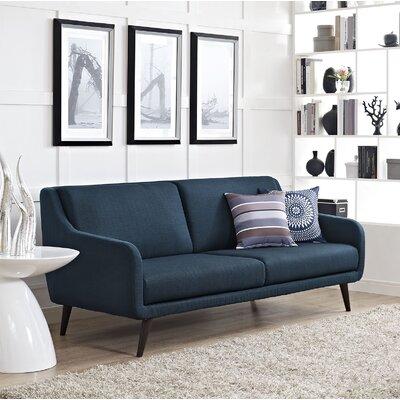 Verve Sofa Upholstery: Azure