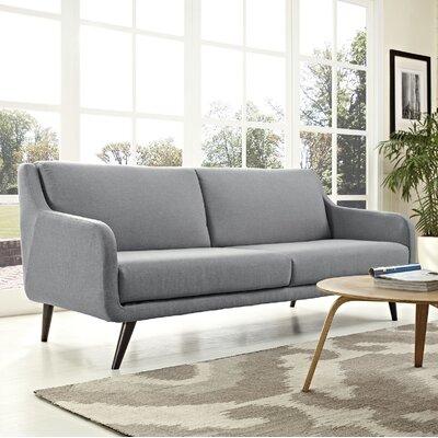 Verve Sofa Upholstery: Light Gray