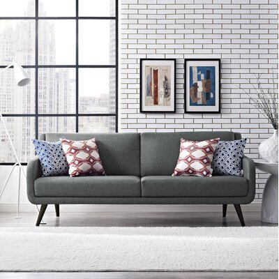 Verve Sofa Upholstery: Gray