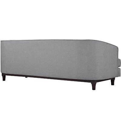 Coast Sofa Upholstery: Light Gray