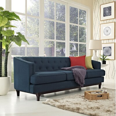 Coast Sofa Upholstery: Azure