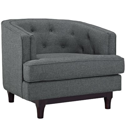 Coast Armchair Upholstery: Gray