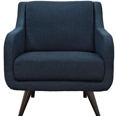 Verve Armchair Color: Azure
