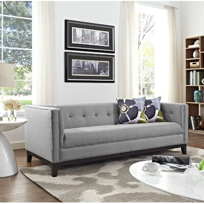 Serve Sofa Upholstery: Light Gray