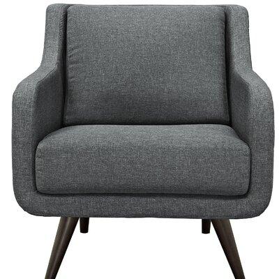 Verve Armchair Upholstery: Gray