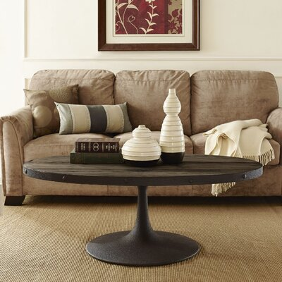 Omarion Coffee Table Color: Brown