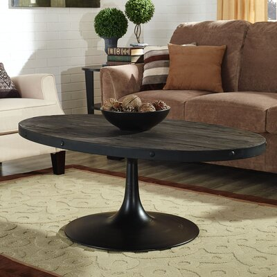 Omarion Coffee Table Color: Black
