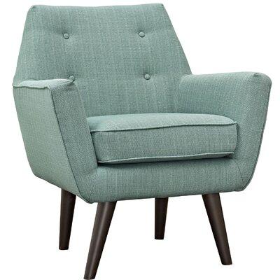 Poist Armchair Upholstery: Laguna