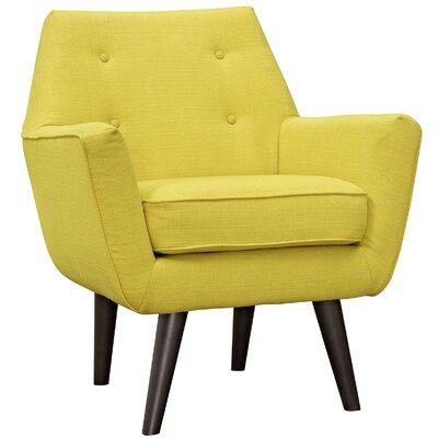 Poist Armchair Upholstery: Sunny