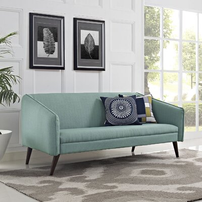 Slide Loveseat Color: Laguna