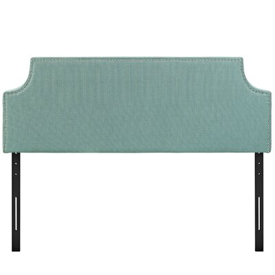 Preciado Upholstered Panel Headboard Size: King, Upholstery: Laguna