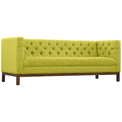 Panache 3 Piece Living Room Set Upholstery: Wheatgrass
