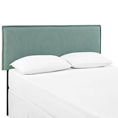 Chmura Upholstered Panel Headboard Size: Queen, Upholstery: Laguna