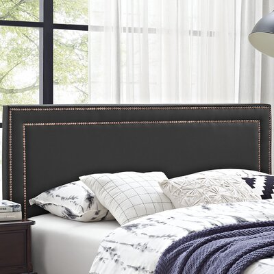 Jessamine Upholstered Panel Headboard