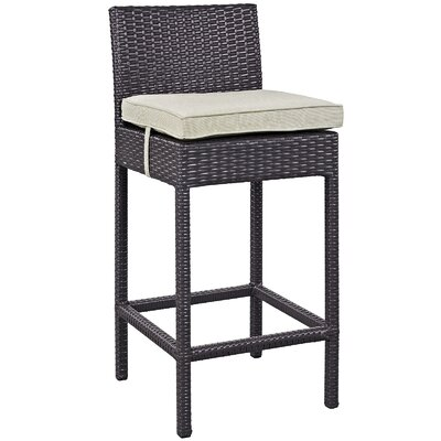 Lift 27.5 Bar Stool with Cushion