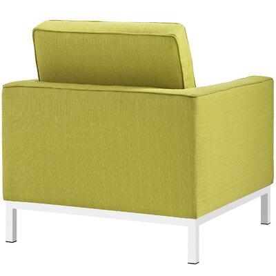 Gayatri Armchair Upholstery: Wheatgrass