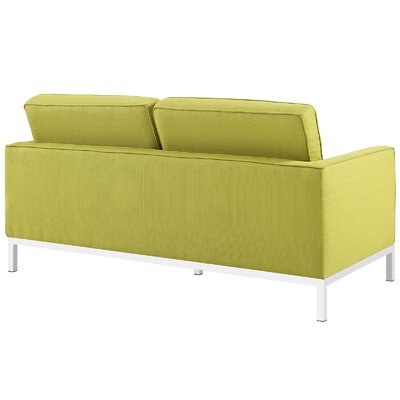 Gayatri 3 Piece Living Room Set Upholstery: Wheatgrass