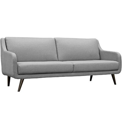 Verve 2 Piece Living Room Set Upholstery: Light Gray