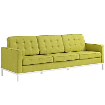 Gayatri 2 Piece Living Room Set Upholstery: Wheatgrass